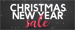 CHRISTMAS & NEW YEAR SALE 2019
